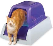 petsafe scoopfree litter box